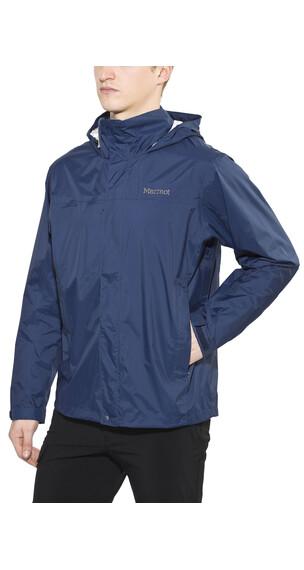 Marmot PreCip jakke Herrer blå